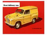 5Cwt Delivery Van