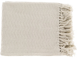 Thelma Throw - Ivory
