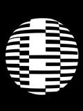 Geometric Ball I Giclée par Max Carter