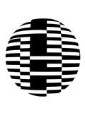 Geometric Ball II Giclée par Max Carter