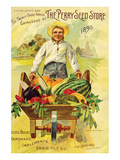 Perry Seed Store 1893 Annual