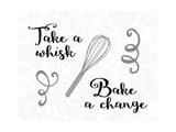 Take a Whisk Bake a Change