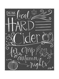 Hard Cider Reproduction d'art par Katie Doucette