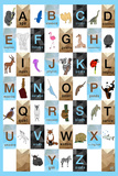 Alphabet - Boys