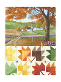 Maple Leaf Quilt