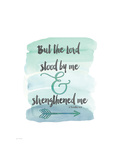 Strengthened Me