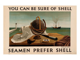Seamen Prefer Shell