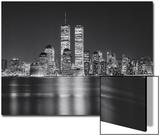 Manhattan  World Financial Center  Night - New York City  Landmarks at Night