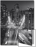 Flat Iron Building  Night 4 - New York City Landmarks