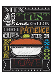 Chalkboard Kitchen Art 4