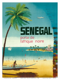 Senegal  Africa - Porte de L'Afrique Noire (Gateway to Sub-Saharan Africa)