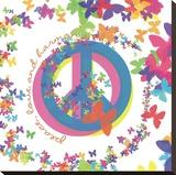 Peace  Love  and Harmony