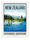 Travel Poster Newzealand