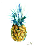 Pineapple Reproduction d'art par Suren Nersisyan