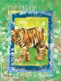 Safari Adventure Jungle Tiger