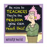 Be Nice to Teachers