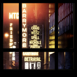 View from the Window - Broadway