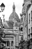 Paris Focus - Sacre-Cœur Basilica Papier Photo par Philippe Hugonnard