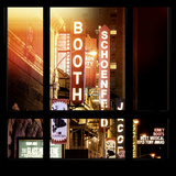 View from the Window - Broadway Theaters