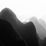 China 10MKm2 Collection - Karst Mountains at Sunset - Yangshuo