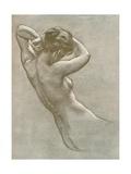 Study for Prospero Summoning Nymphs and Deities  C1902  (1903)