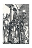 Saints Nicholas  Ulrich and Erasmus  1508