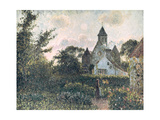 Church of Knocke  1894