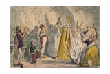 Marriage of Henry the Sixth and Margaret of Anjou  1850
