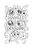 Title Page for Hamlet  1932