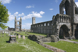 St Andrews Cathedral and St Rules Tower  Fife  Scotland  2009