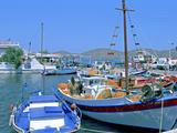 Elounda, Crete, Greece Papier Photo par Peter Thompson