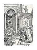 The Presentation of the Virgin in the Temple  1506