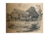 The Hall  Eltham Palace  1902