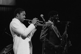 Wynton Marsalis (T Williams)  Capital Jazz Festival  Rfh  London  1988