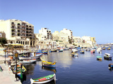 St Julians Bay  Malta