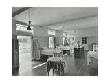 A Ward at Orchard House  Claybury Hospital  Woodford Bridge  London  1937
