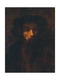 A Bearded Man in a Cap  (1657)  1903