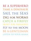 Be A Superhero