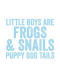 Little Boys Are Light Blue