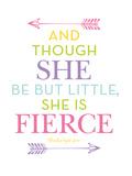 She Is Fierce Multi