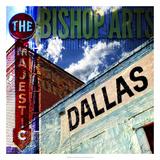 Bishop Art - Dallas