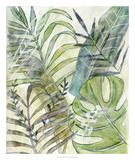 Layered Palms I