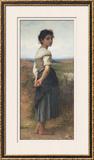 The Young Shepherdess  1885