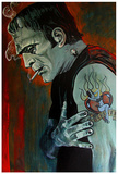 Broken Hearted Reproduction d'art par Mike Bell