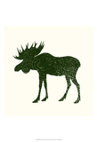 Timber Animals VI Reproduction d'art par Anna Hambly
