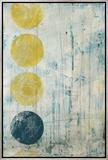 Phase Shift I Tableau sur toile encadré par Erica J. Vess