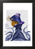Octopus Nautical Hat