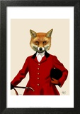 Fox Hunter 2 Portrait