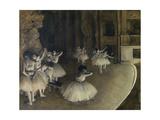 Ballet Rehearsal 1874