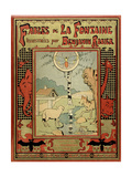 Book Cover of La Fontaine's Fables